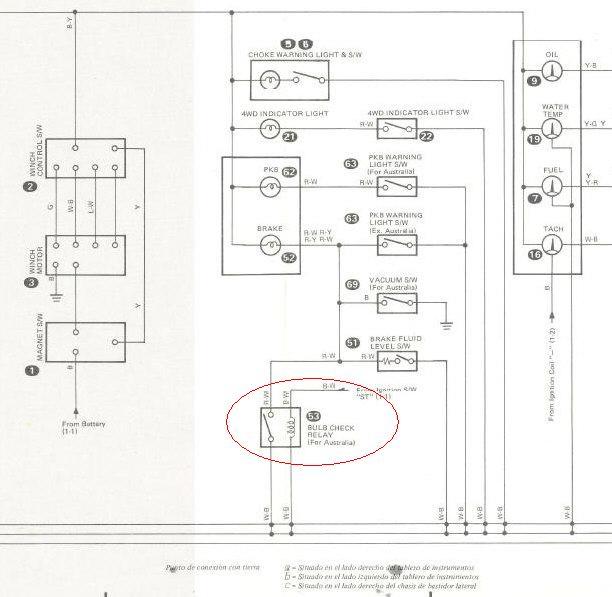 Mitsubishi Canter Wiring Diagram Part Diagrams: Mitsubishi Lights Wiring Diagram At Hrqsolutions.co