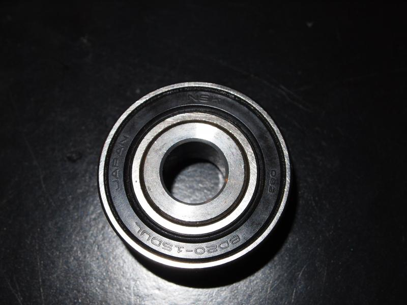East Bay Tire >> Idler Pulley Bearing, Drive belt (AKA Serpentine or fan ...