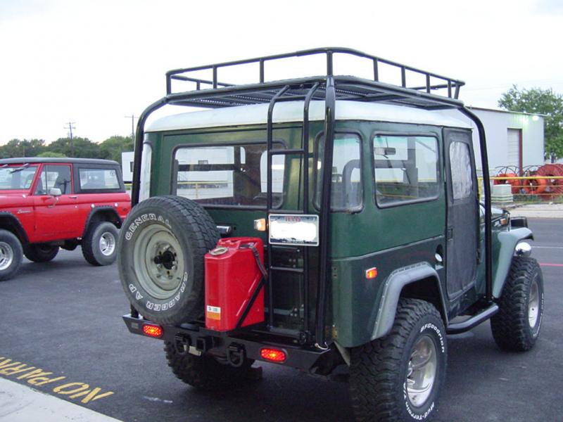 Soft Top Roof Rack Ih8mud Forum