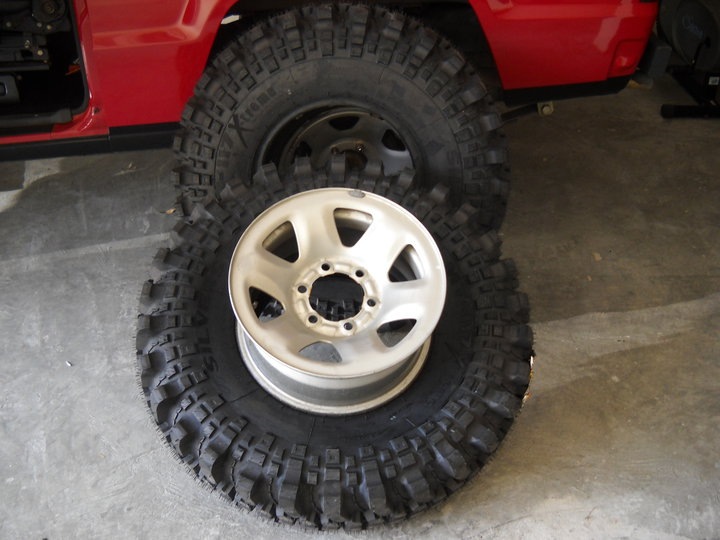 Silverstone Tires | IH8MUD Forum