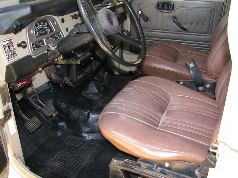 Toyota Lebanon Pa >> 1977 FJ40 Factory Interior | IH8MUD Forum