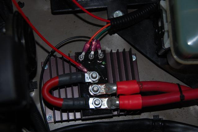 Battery Terminal Covers >> Hellroaring Dual Battery Install | IH8MUD Forum