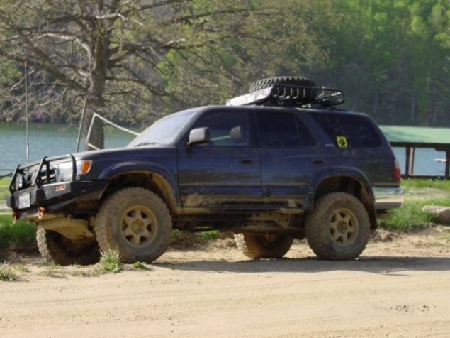 What Size Are My Tires >> How good is a 3rd Gen 4Runner offroad?   IH8MUD Forum