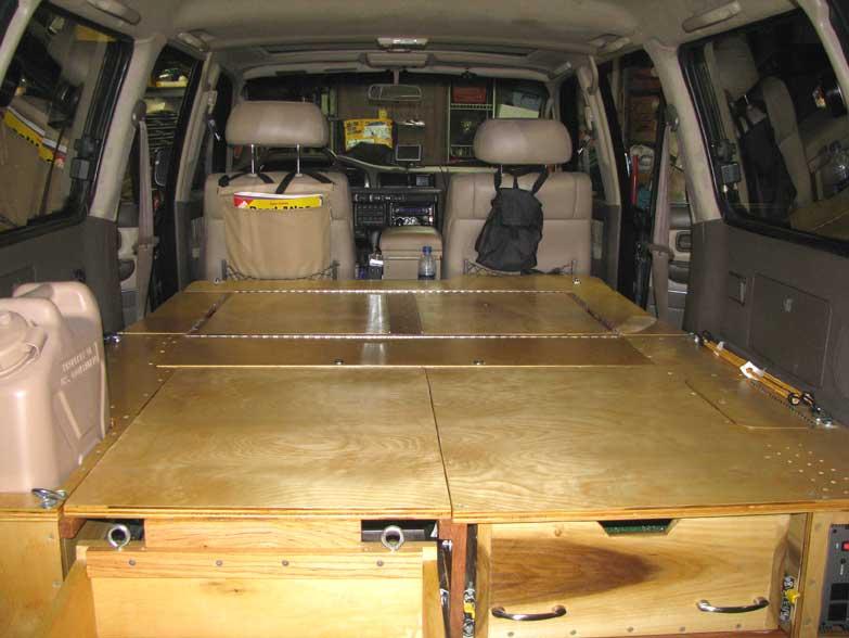 Camper Conversion & Drawer System | IH8MUD Forum