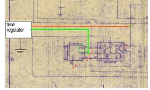 1982 bj42 wiring problem ***blow fuse*** help needed ih8mud forum transpo voltage regulator wiring diagram at mifinder.co