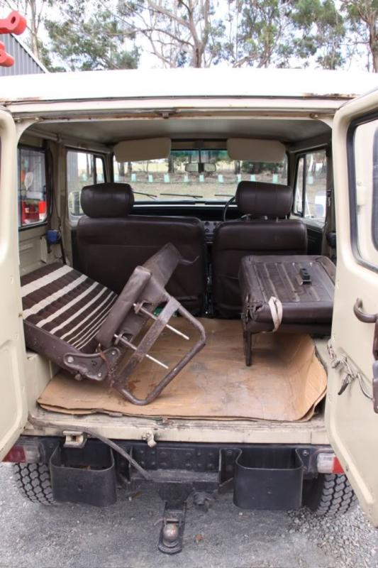 Fj40 Bench Seat