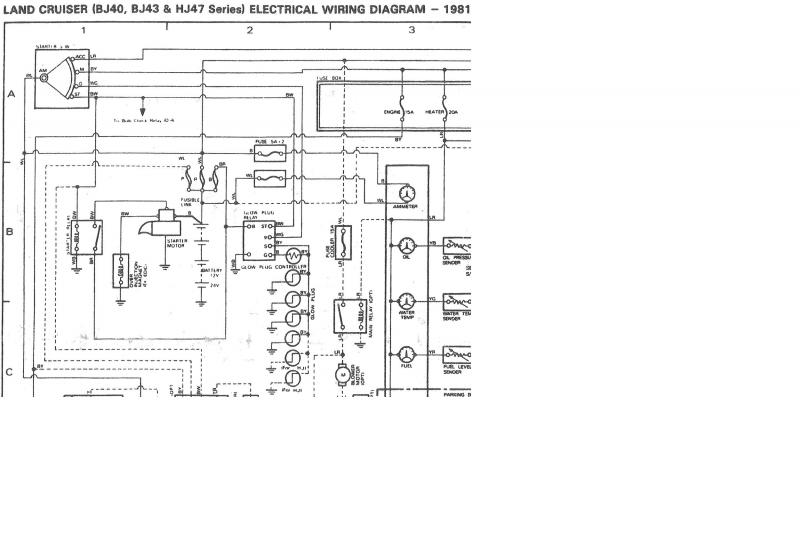 Internal Wiring Of Bj40bj42hj42 Glow Relay Manual Ih8mud Rhforumih8mud: Toyota Hardtop Land Cruiser Wiring Diagram At Gmaili.net