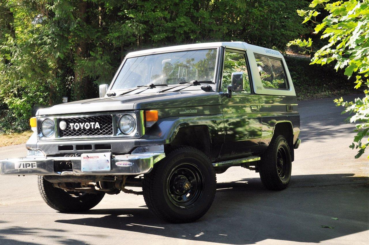 For Sale - 1988 BJ74/73 JDM - 3B Diesel - Seattle | IH8MUD Forum