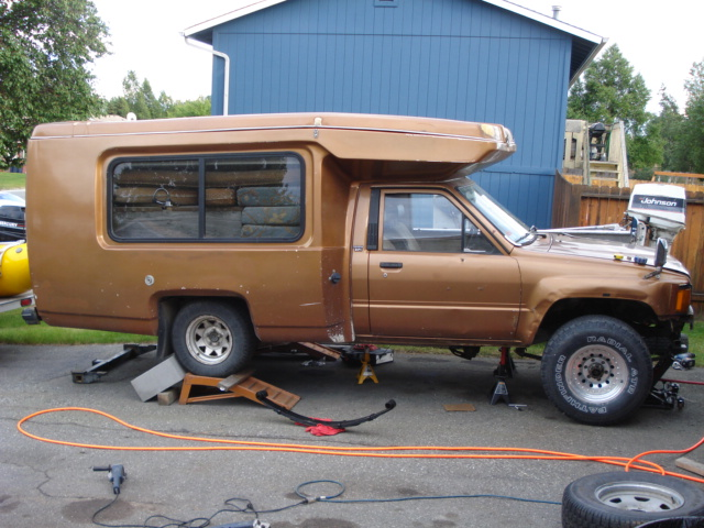 Let's See Your Toyota Expedition Build    | Page 24 | IH8MUD Forum