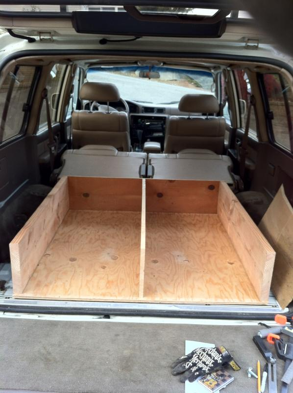 My Rear Storage Drawer Build Ih8mud Forum