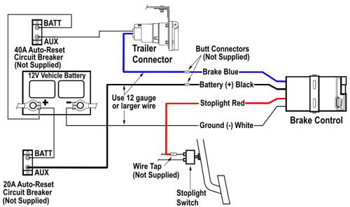 24v cruiser and 12v trailer brakes   ih8mud forum Ford Electric Brake Wiring Diagram