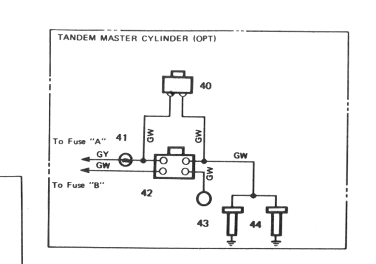 [SCHEMATICS_48YU]  Another brake warning light question... | IH8MUD Forum | Brake Warning Light Wiring Diagram |  | IH8MUD Forum