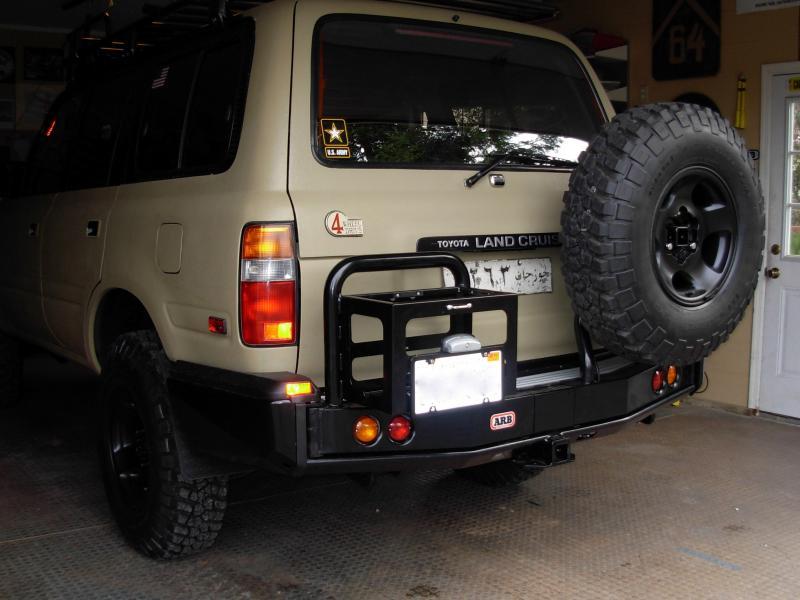 80 Series Rear Arb Bumper Ih8mud Forum