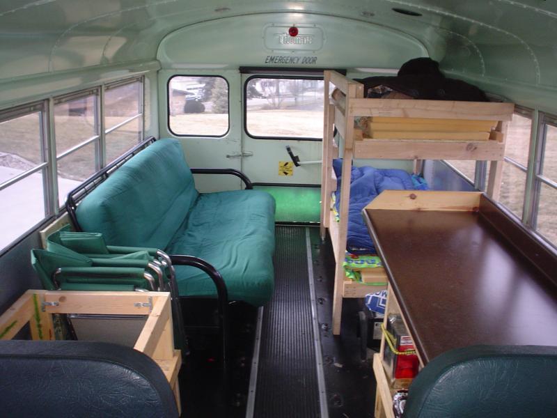 Nice Converted School Bus For Sale | IH8MUD Forum