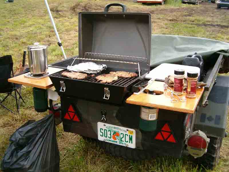 Spare tire mounts ih8mud forum for Camp trailer kitchen designs
