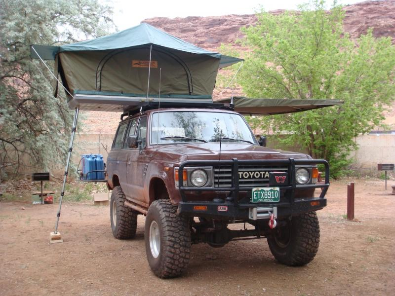 C& Setup 013.jpg ... & Best Rooftop tent option? | IH8MUD Forum