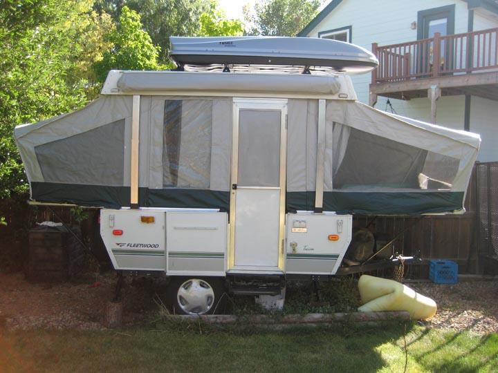 For Sale 2004 Fleetwood Coleman Tucson Popup Camper In Denver
