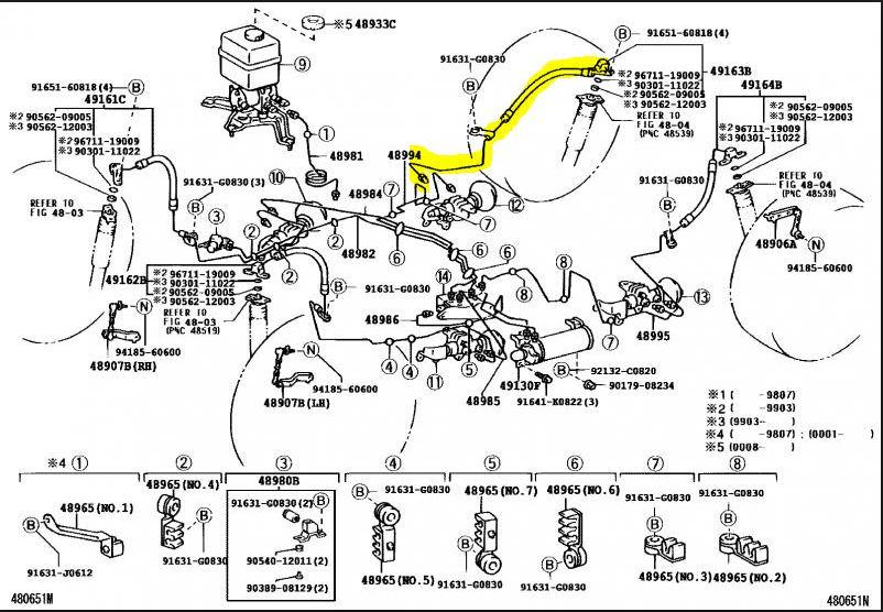 lexus gx wiring diagram hydraulic leak ahc ih8mud forum  hydraulic leak ahc ih8mud forum