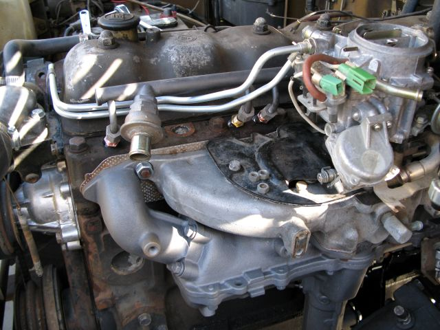 Exhaust Manifold Paint Or Not Ih8mud Forum