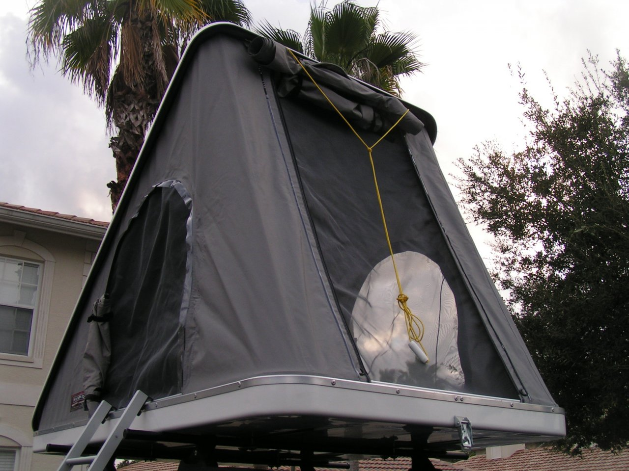 Fj60 Roof Tents : For sale columbus variant hard shell roof top tent