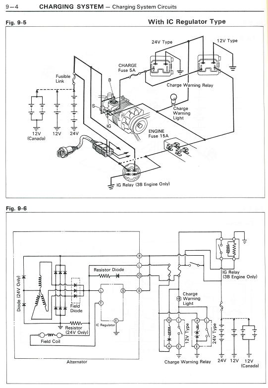 60 Ser 2h Alternator Ih8mud Forumcharge Light Int Vr: Toyota Wiring Diagrams System At Hrqsolutions.co