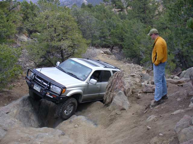 How good is a 3rd Gen 4Runner offroad? | IH8MUD Forum