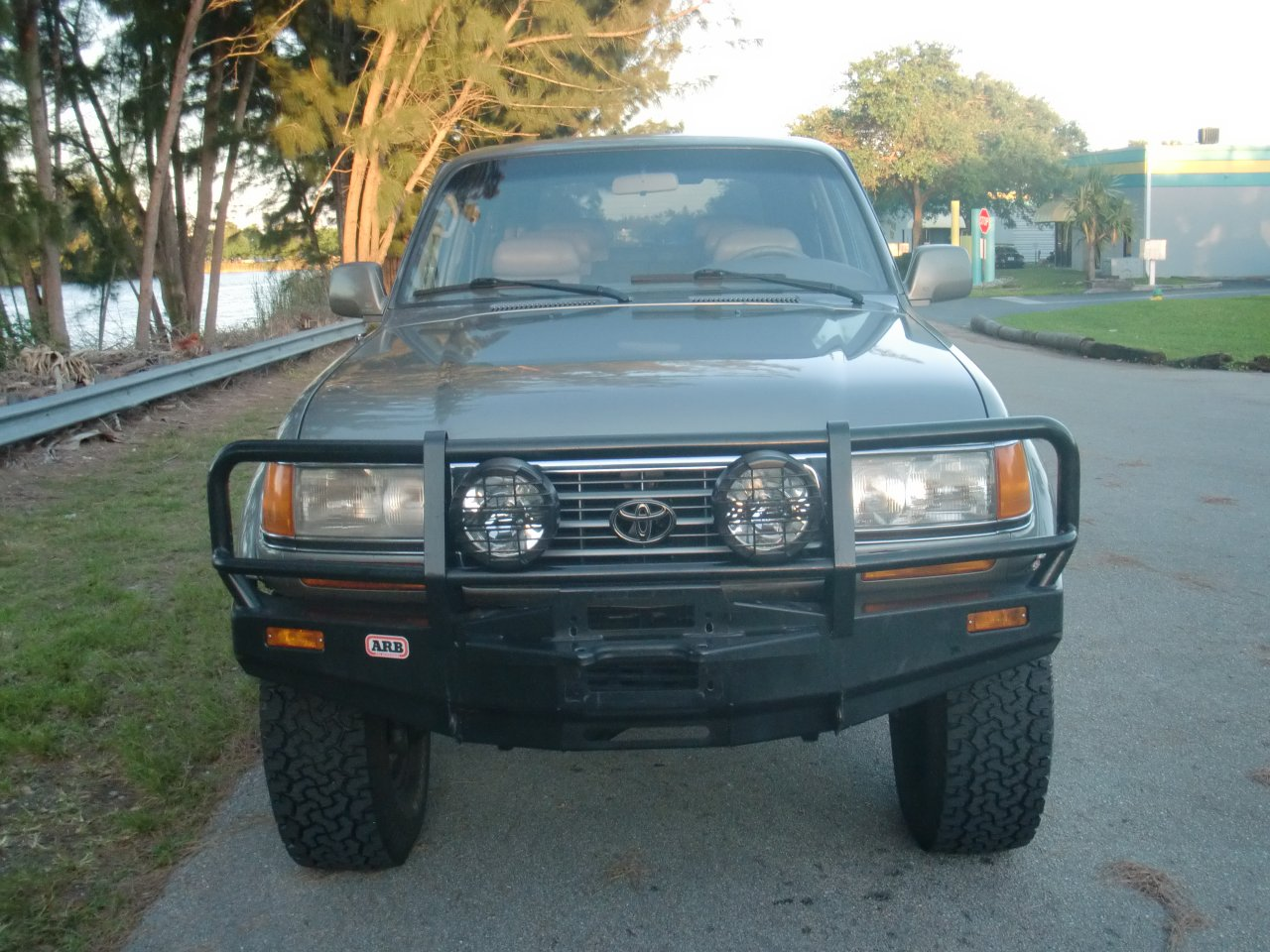Toyota Asheville Nc >> For Sale - 1997 TOYOTA LAND CRUISER 40th Anniversary ...