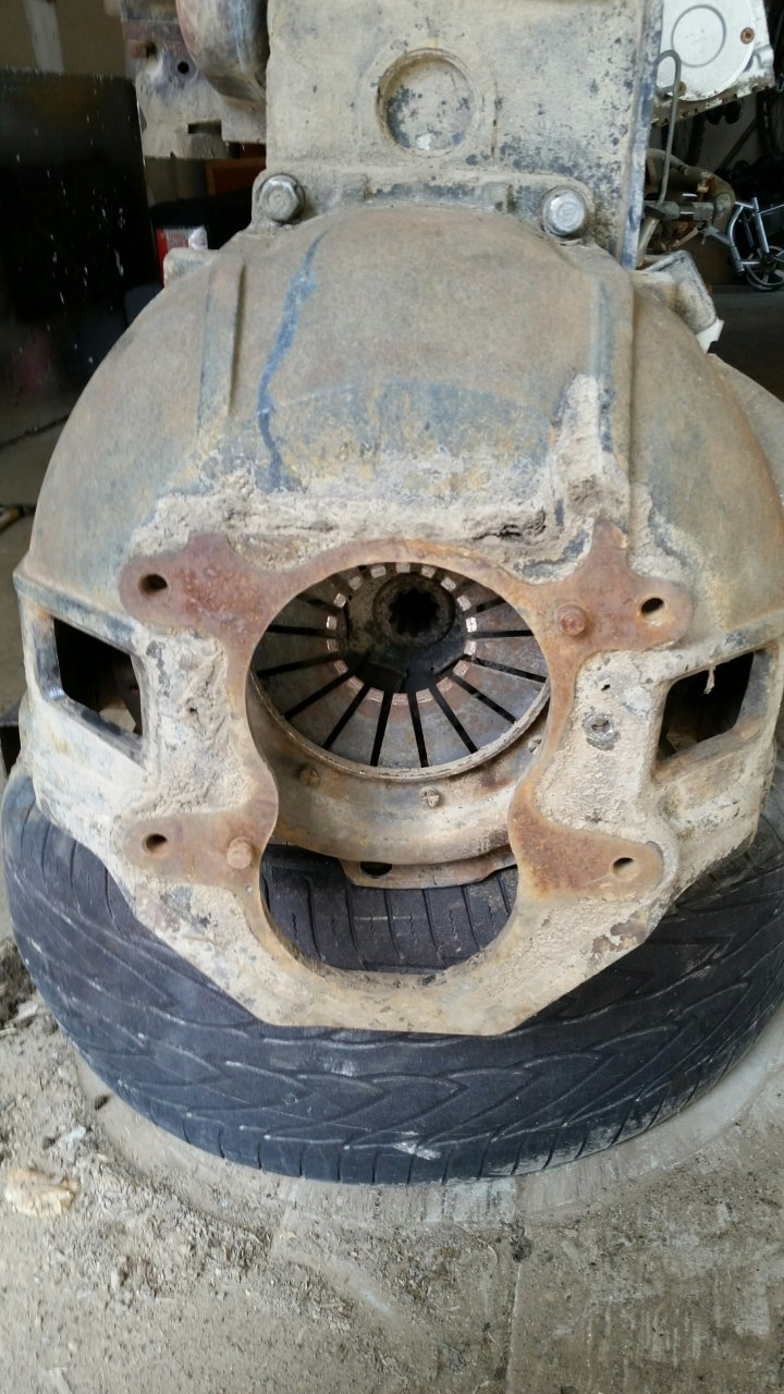 Joining the pig pen page 5 ih8mud forum for Mud motor electric clutch