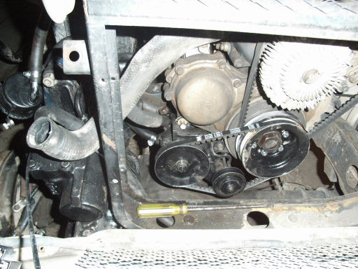 Toyota hj47 power steering