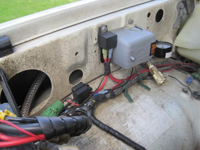 A/C compressor to On Board Air Writeup | IH8MUD Forum
