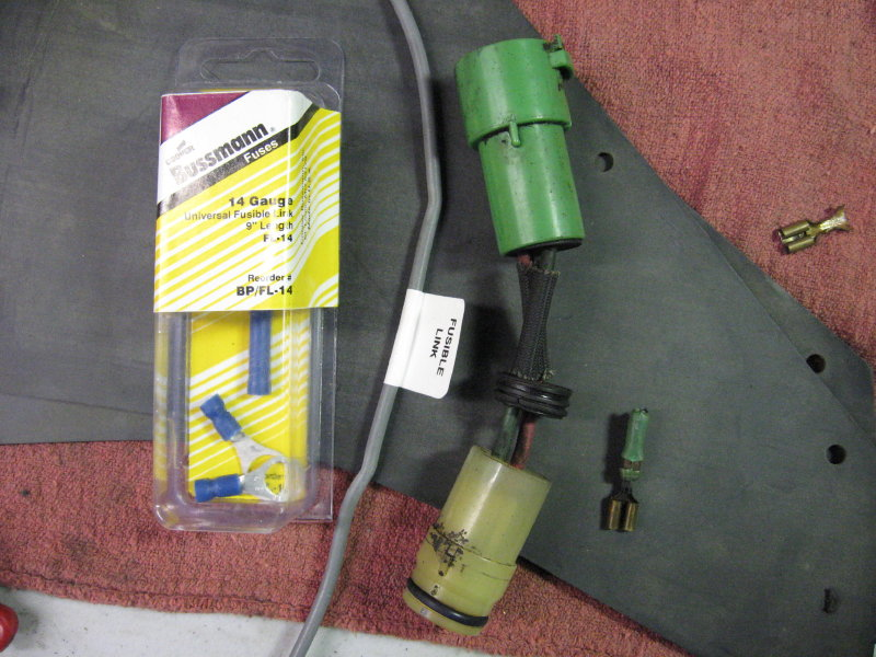 For Toyota Landcruiser BJ70 BJ73 Series Fusible Link