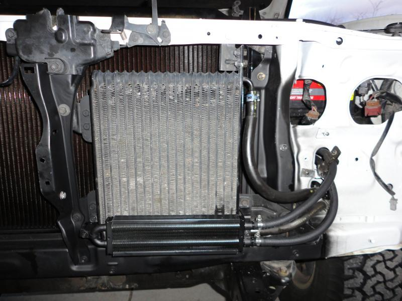 Power Steering Cooler Upgrade Ih8mud Forum