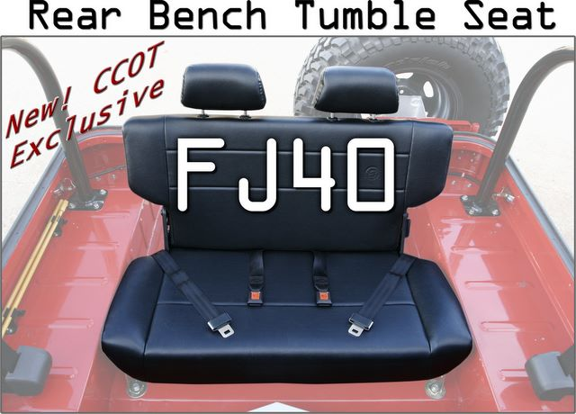 Bestop Trailmax Ii Front Seats Fold Amp Tumble Rear Bench Ih8mud Forum