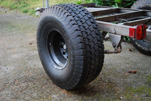 For Sale 2 Goodyear Wrangler At S 35x12 5x15 Ih8mud Forum
