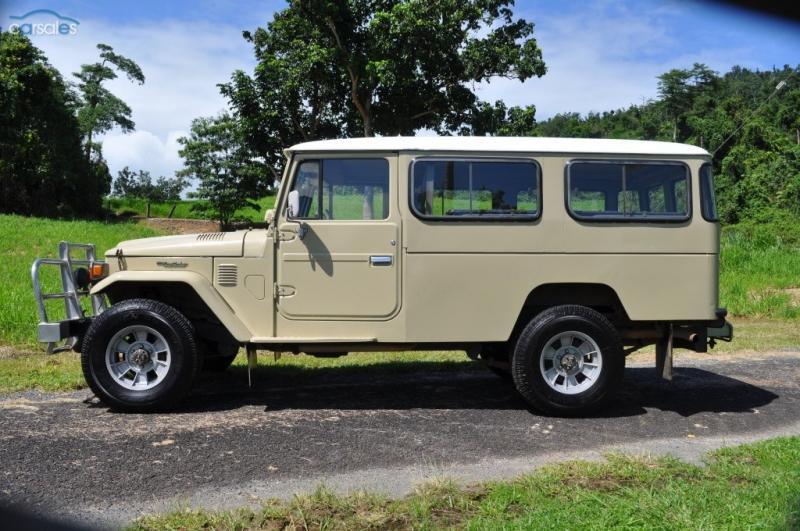 Toyota Of South Florida >> For Sale - 1984 Toyota Landcruiser HJ47 (Australia ...