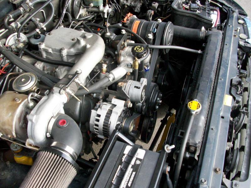 94 Fzj80 With Chevy 65 Turbo Diesel Engine Ih8mud Forum