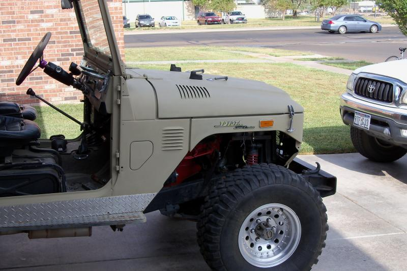 Show Off Your Flat Or Low Gloss Paint Jobs Ih8mud Forum