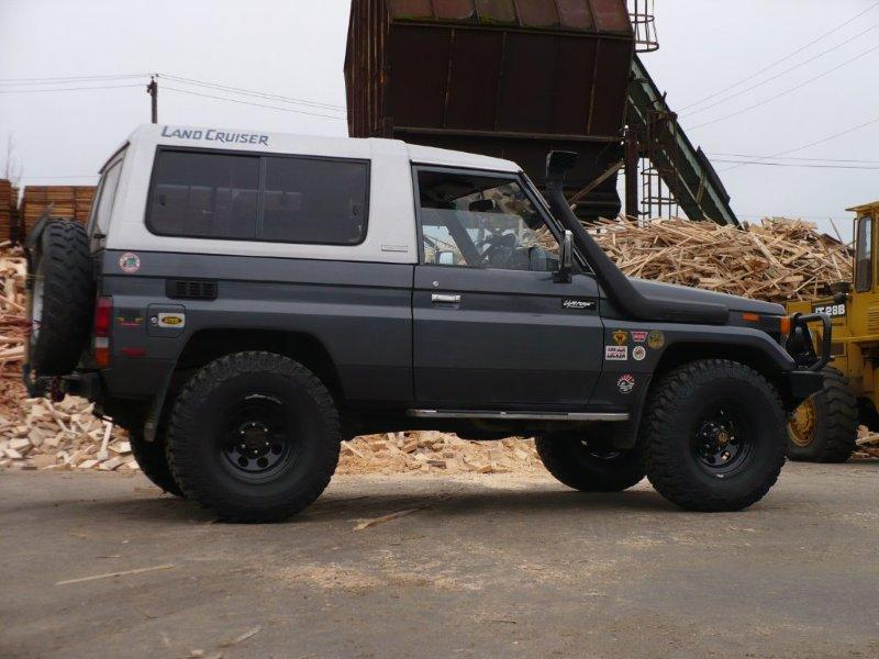 Cooper Tires Canada >> Some 35s and a BJ74 | IH8MUD Forum