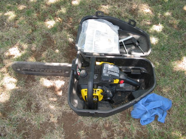 FOR SALE*** Mcculloch 3200 chainsaw | IH8MUD Forum