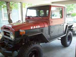 craigslist - Modified 75 fj40 -N/A | IH8MUD Forum