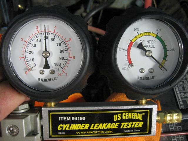 Cylinder Leak Down Test : Leak down test results ih mud forum