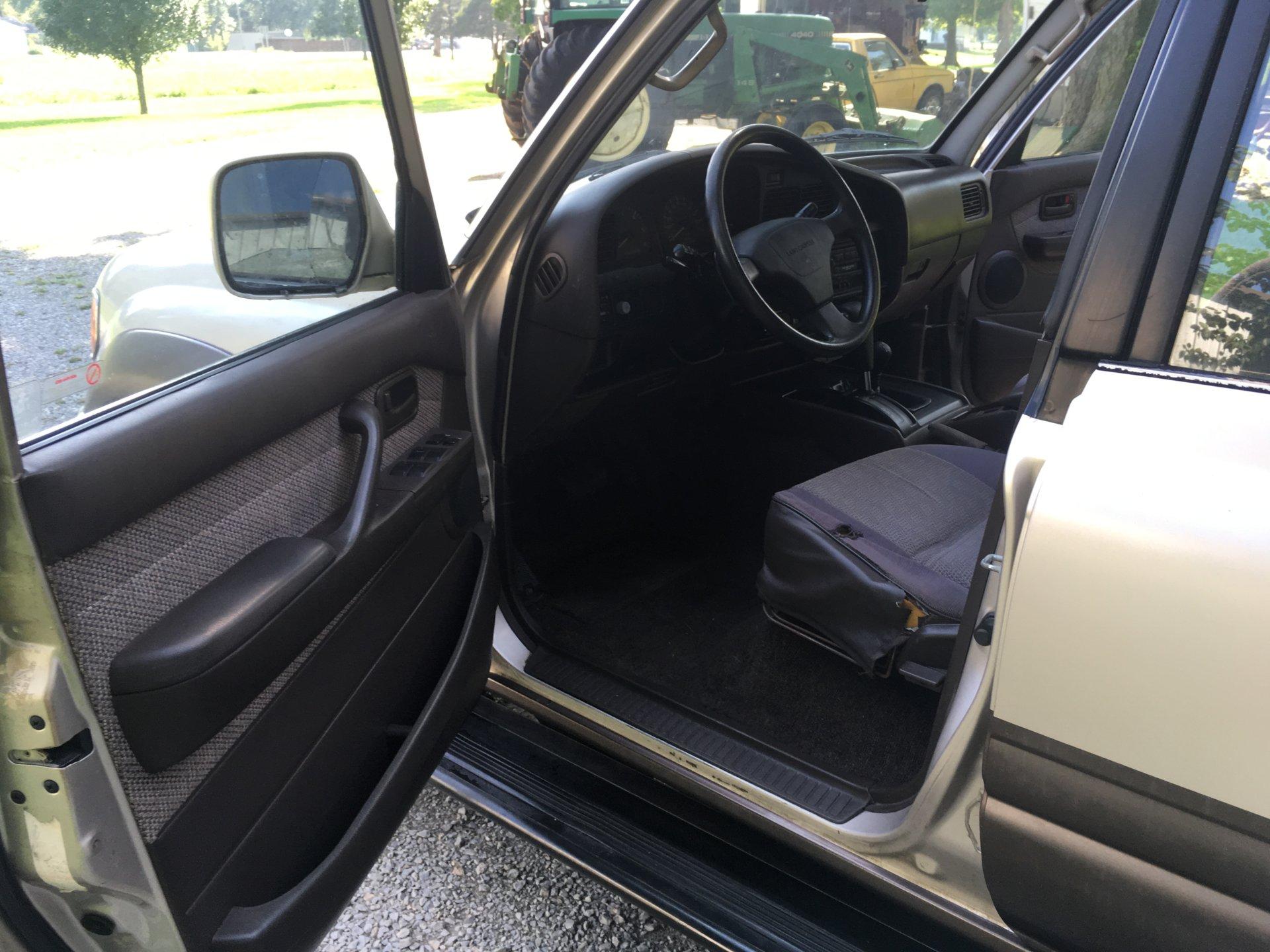 Wanted 1991 Cloth Seat Repair Material Ih8mud Forum