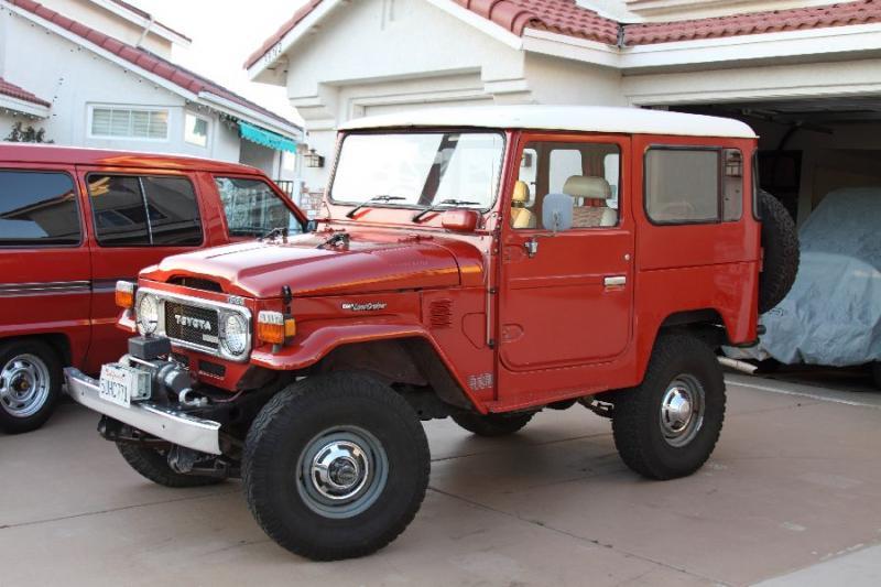 Toyota Of Temecula >> SOLD - 1983 Land Cruiser BJ42 LX- 5sp, 4 cyl diesel, AC, PS Rare | IH8MUD Forum
