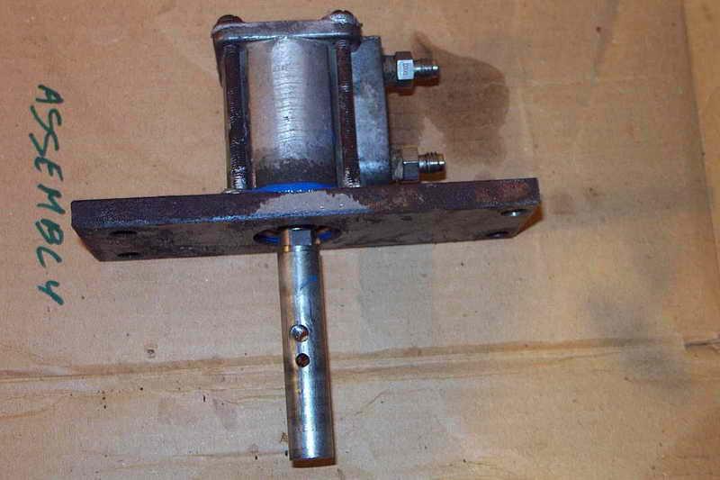 Differential diff lock actuator cheap fix air conversion ...