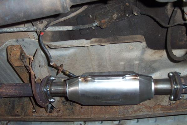 Magnaflow Catalytic Converter >> Catalytic Converter for FJ60: What kind? | IH8MUD Forum