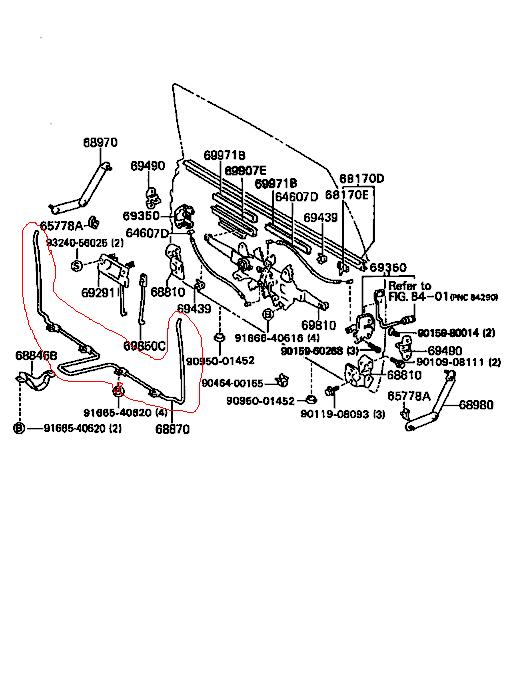 1st generation 4runner engine diagram