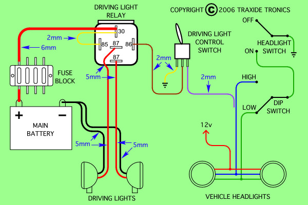 hj61 driving light wiring help ih8mud forum rh forum ih8mud com