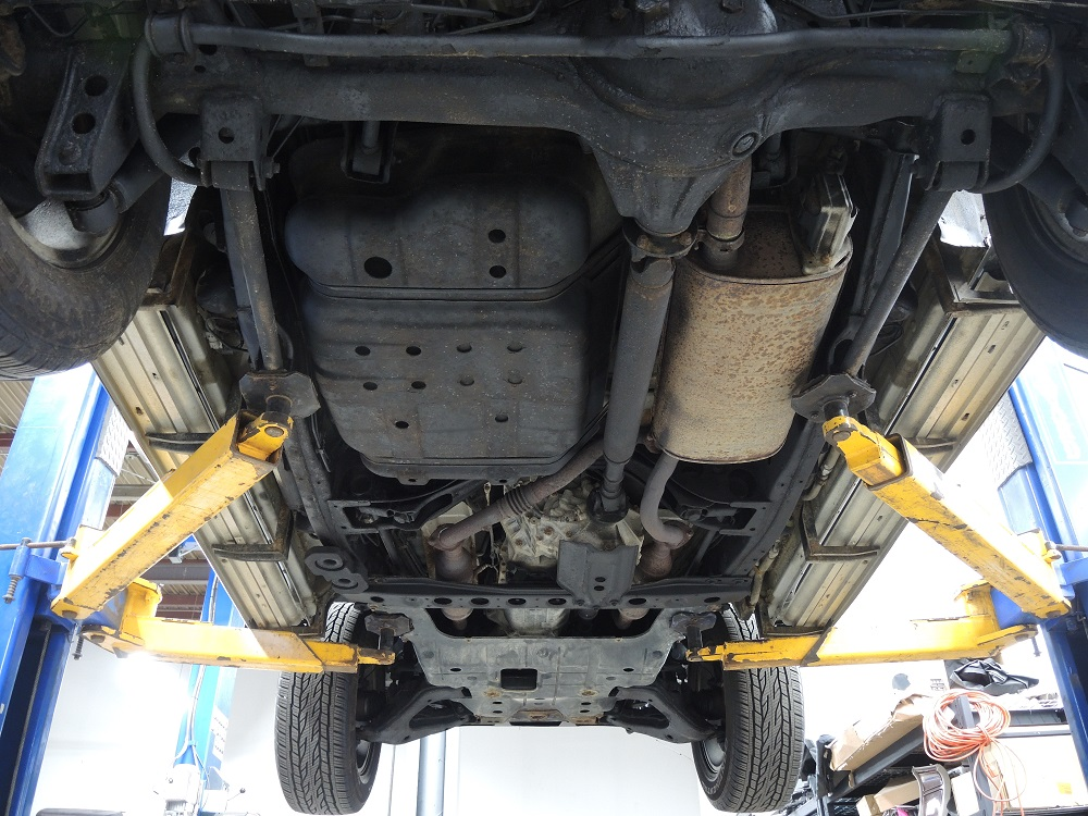 Opinions On Undercarriage Pictures Ih8mud Forum