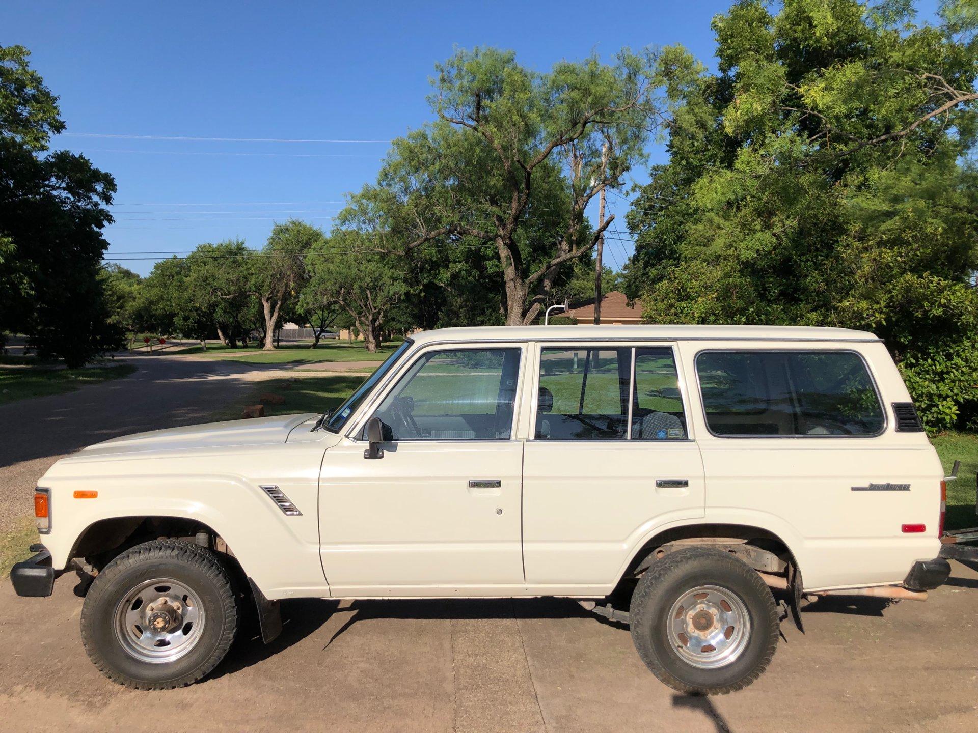 SOLD - ABILENE, TX/1985/FJ60   IH8MUD Forum
