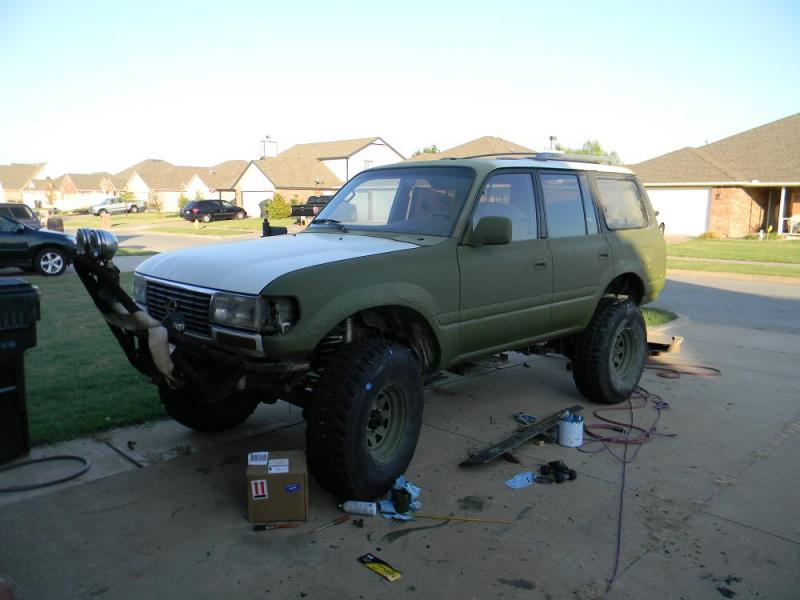 Good Jeep Names >> Olive Drab Bed liner | IH8MUD Forum
